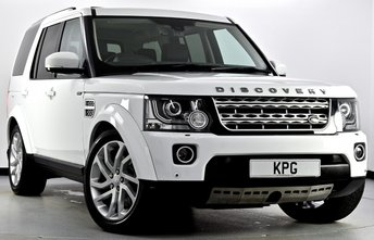 2014 LAND ROVER DISCOVERY 4 3.0 SD V6 HSE (s/s) 5dr Auto [8] £33995.00