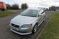 2010 VOLVO S40 2.0 D R-DESIGN Leather,Alloys,Very Clean £5995.00