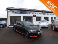 2012 AUDI A1 1.4 TFSI COMPETITION LINE 3d 122 BHP £10000.00