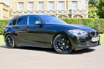 2013 BMW 1 SERIES 3.0 M135I 5d AUTO 316 BHP £16490.00