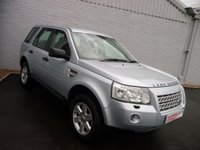 USED 2010 60 LAND ROVER FREELANDER 2.2 TD4 E GS