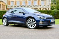 USED 2015 15 VOLKSWAGEN SCIROCCO 2.0 GT TDI BLUEMOTION TECHNOLOGY DSG 2d AUTO 182 BHP