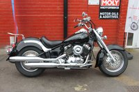 USED 2008 08 YAMAHA XVS 650 DRAGSTAR *Finance Available* £100 Deposit.  Finance Available, 6mth Warranty, Free Delivery.