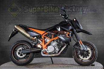 2008 KTM SUPERMOTO 950cc £4991.00