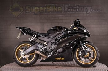 2010 YAMAHA R6 600cc £5791.00