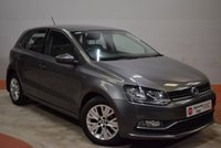 USED 2015 VOLKSWAGEN POLO 1.0 SE 5d 60 BHP