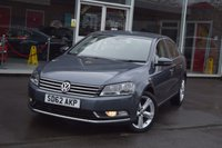 2012 VOLKSWAGEN PASSAT 2.0 SE TDI BLUEMOTION TECHNOLOGY 4d 139 BHP £7890.00