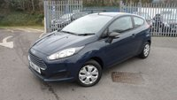 USED 2015 15 FORD FIESTA 1.2 STUDIO 3d 59 BHP ONLY 16,466 MILES!!