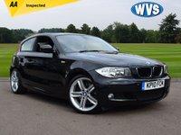 2010 BMW 1 SERIES 2.0 123D M SPORT 3d 202 BHP £8999.00