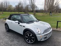2008 MINI CONVERTIBLE 1.6 COOPER SIDEWALK 2d 114 BHP £4450.00