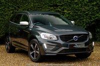 2016 VOLVO XC60 2.4 D4 R-DESIGN NAV AWD 5d AUTO 187 BHP £22400.00