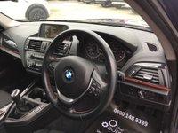 USED 2013 63 BMW 1 SERIES 2.0 120D SPORT 5d 181 BHP