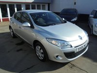 USED 2009 09 RENAULT MEGANE 1.5 EXPRESSION DCI 5d 85 BHP