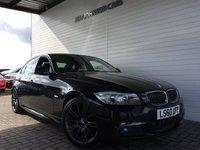 USED 2010 60 BMW 3 SERIES 2.0 320D SPORT PLUS EDITION 4d AUTO 181 BHP