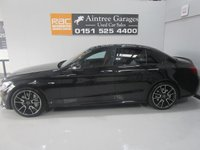 USED 2017 17 MERCEDES-BENZ C CLASS 3.0 AMG C 43 4MATIC PREMIUM PLUS 4d AUTO 362 BHP TO MUCH TO LIST CALL FOR ALL SPEC