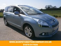 USED 2010 60 PEUGEOT 5008 2.0 HDI EXCLUSIVE 5d AUTO 163 BHP ***FANTASTIC SERVICE HISTORY*** RAC WARRANTY