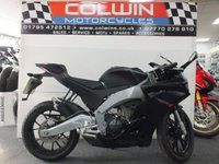 2015 APRILIA RS4 125