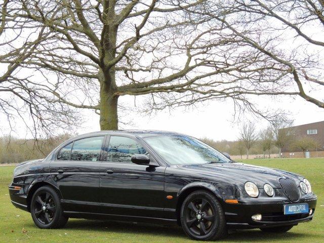2002 52 JAGUAR S-TYPE 3.0 SPORT V6 4d 240 BHP