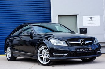 2012 MERCEDES-BENZ C CLASS 3.0 C350 CDI BLUEEFFICIENCY AMG SPORT (COMAND) £SOLD