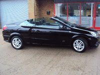 USED 2007 07 VAUXHALL ASTRA 1.6 TWIN TOP SPORT 3d 115 BHP