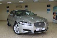2011 JAGUAR XF 2.2 D LUXURY 4d AUTO 190 BHP SALOON £11950.00