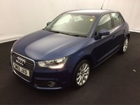 USED 2012 12 AUDI A1 1.6 SPORTBACK TDI SPORT 5d 103 BHP CALL US ON 01752 406101!!