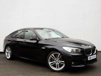 2012 BMW 5 SERIES 3.0 530D M SPORT GRAN TURISMO 5d AUTO 242 BHP £17000.00