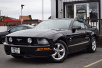 USED 2008 56 FORD MUSTANG 4.6 GT 2d  SUPERB CONDITION VEHICLE. LEFT HAND DRIVE CAR. DESIRABLE MUSCLE CAR