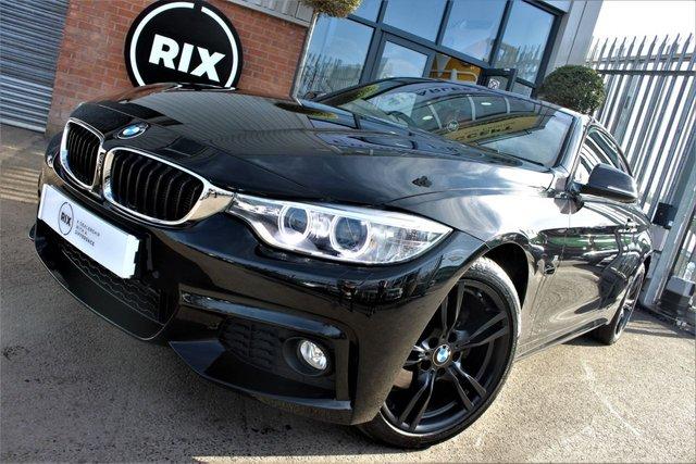 2015 64 BMW 4 SERIES 3.0 430D XDRIVE M SPORT 2d AUTO 255 BHP
