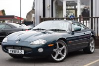 USED 2001 51 JAGUAR XKR 4.0 XKR 2d AUTO 370 BHP SUPERB CONDITION CAR WITH COMPREHENSIVE SERVICE HISTORY AND SOME NICE FEATURES.