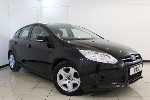 View our 2014 14 FORD FOCUS 1.6 EDGE TDCI 95 5DR 94 BHP