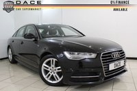 USED 2015 15 AUDI A6 S LINE 2.0 TDI ULTRA 4DR 188 BHP FULL AUDI SERVICE HISTORY + 0% FINANCE AVAILABLE T&C'S APPLY + HEATED LEATHER SEATS + SAT NAVIGATION + PARKING SENSOR + BLUETOOTH + CRUISE CONTROL + MULTI FUNCTION WHEEL + 18 INCH ALLOY WHEELS