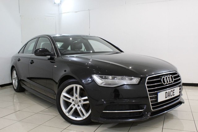 View our 2015 15 AUDI A6 2.0 TDI ULTRA S LINE 4DR 188 BHP