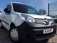2014 RENAULT KANGOO 1.5 ML19 DCI  90 BHP 1 OWNER FSH NEW MOT £5800.00