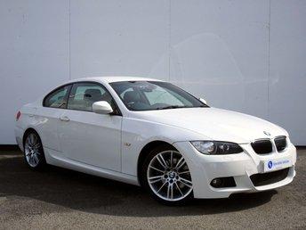 2010 BMW 3 SERIES 3.0 325I M SPORT 2d AUTO 215 BHP £SOLD