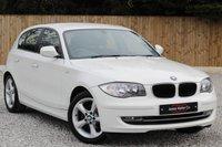 2011 BMW 1 SERIES 2.0 116I SPORT 5d 121 BHP £7995.00