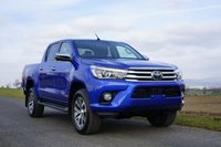 USED 2018 TOYOTA HI-LUX 2.4 INVINCIBLE 4WD D-4D DCB 1d 147 BHP REVERSE CAMERA, BLUETOOTH, 5 YEAR WARRANTY, 6 SPEED MANUAL