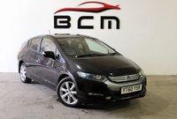 2010 HONDA INSIGHT 1.3 IMA ES-T 5d AUTO 100 BHP £5485.00