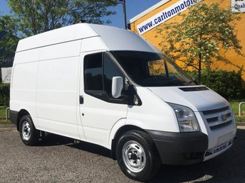 2012 FORD TRANSIT 2.2 350 MWB HIGH ROOF [ MOBILE WORKSHOP ] VAN RWD TDCI 124 £8950.00