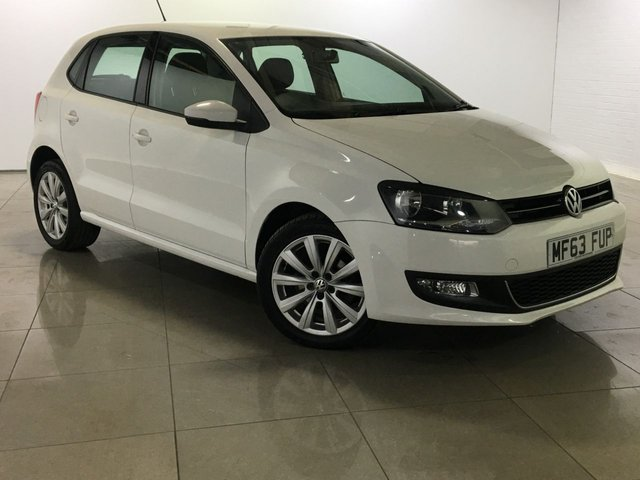 View our 2013 63 VOLKSWAGEN POLO 1.6 SEL TDI 5d 89 BHP
