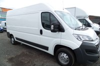 2016 CITROEN RELAY 2.0 35 L3H2 ENTERPRISE BLUEHDI 1d 129 BHP