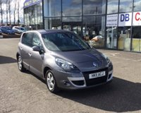 2011 RENAULT SCENIC 1.5 DYNAMIQUE TOMTOM DCI 5d 110 BHP £4495.00