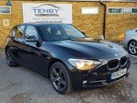 USED 2014 63 BMW 1 SERIES 2.0 120D SPORT 5d 181 BHP FINANCE FROM £162PM+FSH+DAB