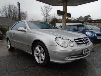 2004 MERCEDES-BENZ CLK 2.7 CLK270 CDI AVANTGARDE 2d AUTO 170 BHP £2695.00