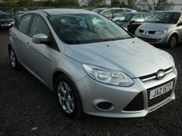 2011 FORD FOCUS 1.6 EDGE TDCI 95 5d 94 BHP £4195.00