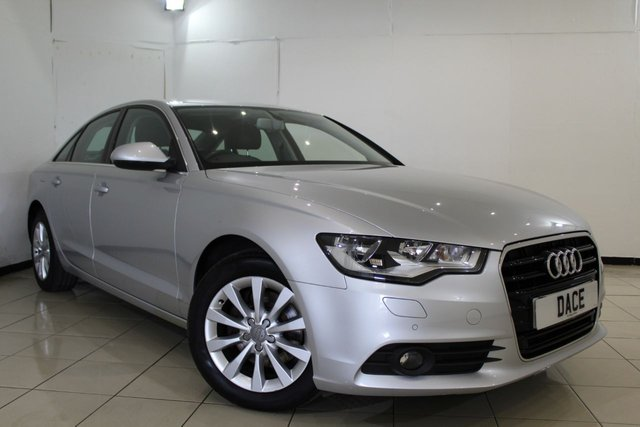 View our 2011 61 AUDI A6 2.0 TDI SE 4DR 175 BHP