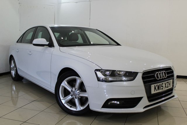 View our 2015 15 AUDI A4 2.0 TDI SE 4DR 134 BHP