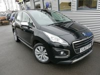 USED 2014 63 PEUGEOT 3008 1.6 HDI ACTIVE 5d 115 BHP