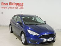 USED 2015 15 FORD FOCUS 1.5 STYLE TDCI 5d 118 BHP with rear park assist