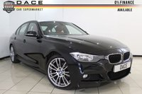 USED 2013 13 BMW 3 SERIES 2.0 320I XDRIVE M SPORT 4DR 181 BHP HEATED LEATHER SEATS + 0% FINANCE AVAILABLE T&C'S APPLY + SAT NAVIGATION + PARKING SENSOR + BLUETOOTH + CRUISE CONTROL + MULTI FUNCTION WHEEL + CLIMATE CONTROL + 18 INCH ALLOY WHEELS